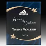 Acylic Star Plaque Acrylic Awards | Acrylic Trophies