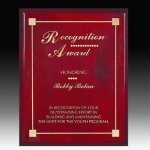 Piano Finish Direct Laser Plaque Acrylic Awards | Acrylic Trophies