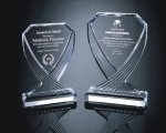 Diamond Cup Acrylic Award Acrylic Awards | Acrylic Trophies